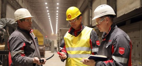 DTEK ESCO invests UAH 39m in lighting upgrade at Ilyich Iron and Steel Works