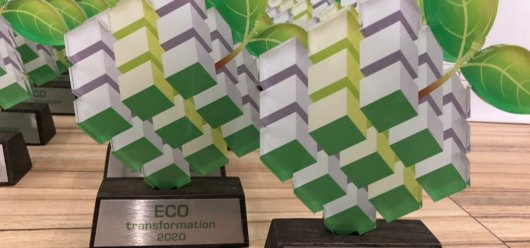 DTEK Group receives two Eco-Oscars for systematic and consistent environmental activities