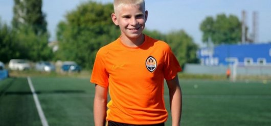 One step closer to the dream: How a boy from Chervonograd became the newest member of Shakhtar's Academy