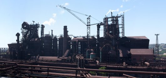 Metinvest upgrades blast furnaces in Mariupol