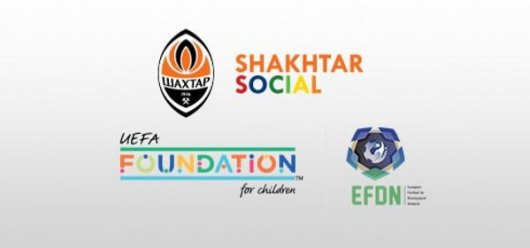 Shakhtar joined Welcome through Football project