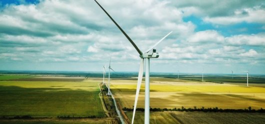 DTEK reaches 1 GW of Renewable Energy Generation