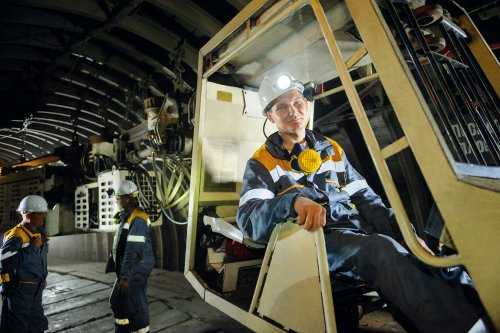 Focus on safety: DTEK mines present new health and safety project