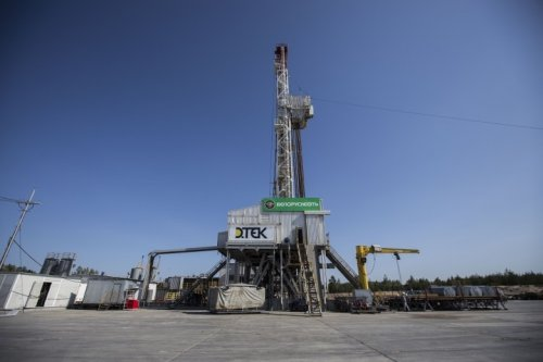 DTEK Oil&Gas drills a new deep well in record time