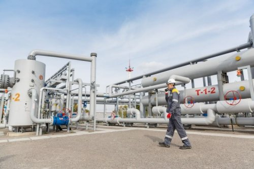 DTEK Oil&Gas increased gas production by 12.5% in the first quarter of 2021